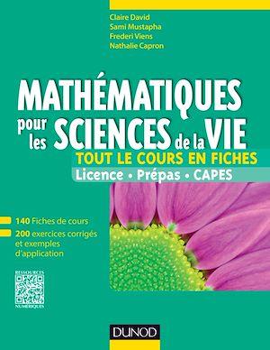 Téléchargez le livre :  Mathématiques pour les sciences de la vie