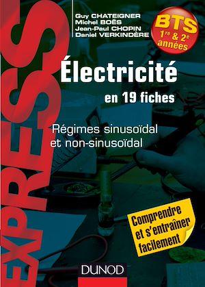 Téléchargez le livre :  Électricité en 19 fiches
