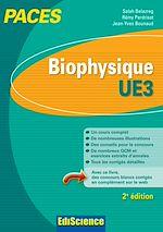 Télécharger le livre :  Biophysique - UE3 PACES