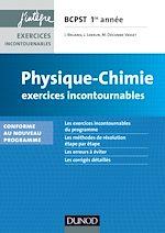 Télécharger le livre :  Physique-Chimie Exercices incontournables BCPST 1re année - 2e éd.