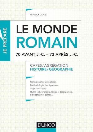 Téléchargez le livre :  Le monde romain de 70 av. J.-C. à 73 apr. J.-C.