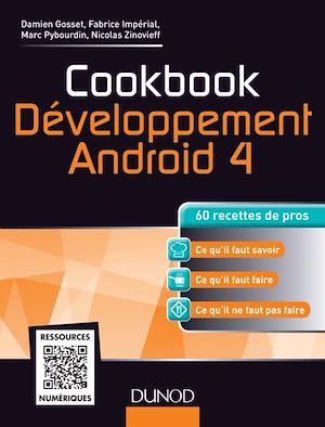 Téléchargez le livre :  Cookbook Développement Android 4