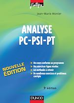 Télécharger le livre :  Analyse PC-PSI-PT