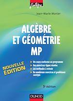 Télécharger le livre :  Algèbre et géométrie MP