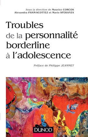 Téléchargez le livre :  Troubles de la personnalité borderline à l'adolescence