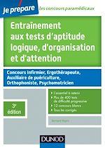 Télécharger le livre :  Entraînement aux tests d'aptitude logique, d'organisation et d'attention - 3e édition