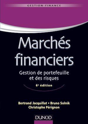 Téléchargez le livre :  Marchés financiers - 6e éd