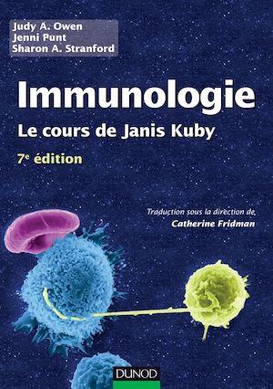 Téléchargez le livre :  Immunologie - 7e édition