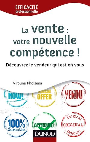 Téléchargez le livre :  La vente : votre nouvelle compétence
