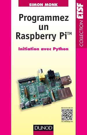 Téléchargez le livre :  Programmez un Raspberry Pi