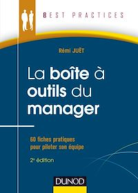 La Boîte à outils du manager - 2e éd.