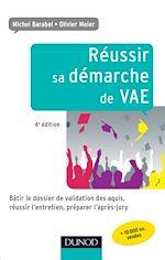 Télécharger le livre :  Réussir sa démarche de VAE - 4e éd