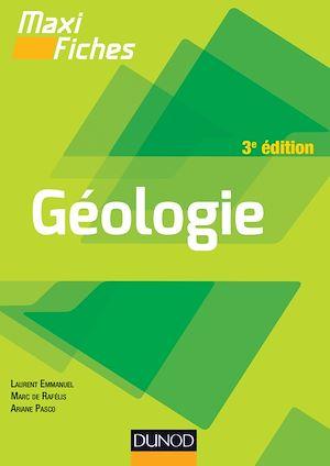 Téléchargez le livre :  Maxi fiches de Géologie - 3e édition