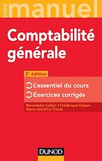 Télécharger le livre :  Comptabilité générale - 2e édition