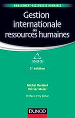 Télécharger le livre :  Gestion internationale des ressources humaines - 3e édition
