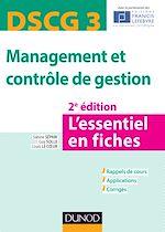 Télécharger le livre :  DSCG 3 Management et contrôle de gestion - 2e éd