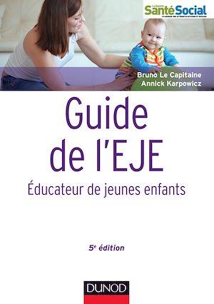 Téléchargez le livre :  Guide de l'EJE - 5e édition