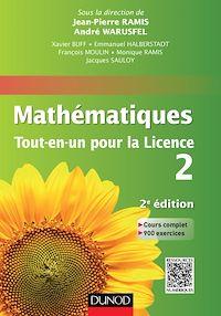 Télécharger le livre : Mathématiques Tout-en-un pour la Licence 2