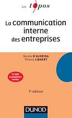 Télécharger le livre :  La communication interne des entreprises - 7e édition