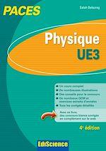 Télécharger le livre :  Physique-UE3 PACES - 4e éd.
