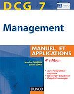 Télécharger le livre :  DCG 7 - Management - 4e édition