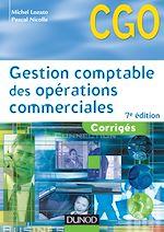 Télécharger le livre :  Gestion comptable des opérations commerciales - 7e éd.