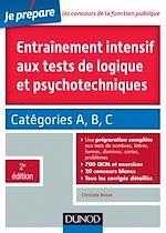 Télécharger le livre :  Entrainement intensif aux tests de logique et psychotechniques - 2e éd.