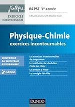 Télécharger le livre :  Physique-Chimie Exercices incontournables BCPST 1re année - 3e éd.