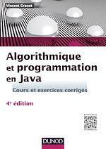 Télécharger le livre :  Algorithmique et programmation en Java - 4e éd.