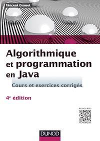 Algorithmique et programmation en Java - 4e éd.