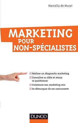 Téléchargez le livre :  Marketing pour non-spécialistes