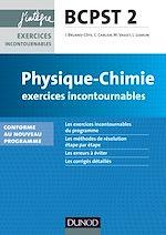 Télécharger le livre :  Physique-Chimie Exercices incontournables BCPST 2e année
