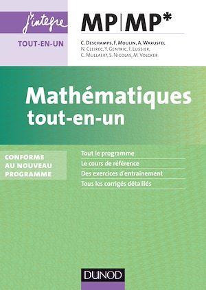 Téléchargez le livre :  Mathématiques tout-en-un MP-MP*