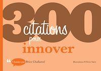 Télécharger le livre : 300 citations pour innover