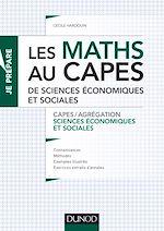 Télécharger le livre :  Les maths au CAPES de Sciences économiques et sociales