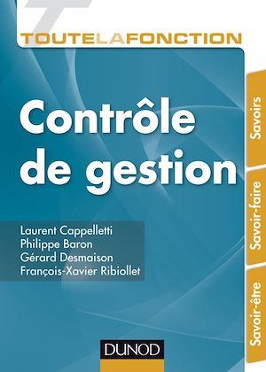 Téléchargez le livre :  Toute la fonction Contrôle de gestion