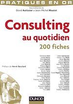 Télécharger le livre :  Consulting au quotidien