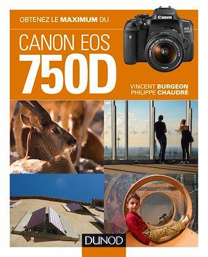 Téléchargez le livre :  Obtenez le maximum du Canon EOS 750D