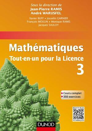Téléchargez le livre :  Mathématiques Tout-en-un pour la Licence 3