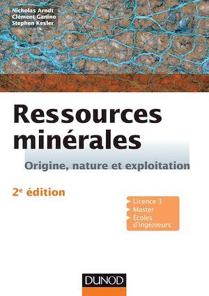 Téléchargez le livre :  Ressources minérales - 2e éd.
