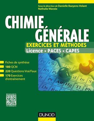 Téléchargez le livre :  Chimie générale