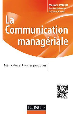 Téléchargez le livre :  La communication managériale