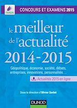 Télécharger le livre :  Le meilleur de l'actualité 2014-2015