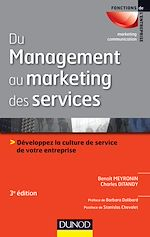 Télécharger le livre :  Du management au marketing des services - 3e éd.