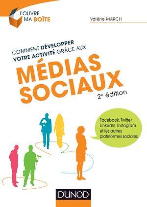 Téléchargez le livre :  Comment développer votre activité grâce aux médias sociaux - 2e éd.