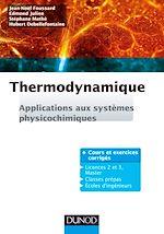 Télécharger le livre :  Thermodynamique