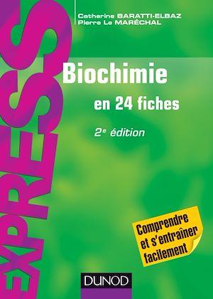 Téléchargez le livre :  Biochimie - 2e éd.