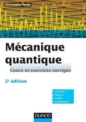 Téléchargez le livre :  Mécanique quantique - 2e édition
