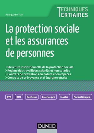 Téléchargez le livre :  La protection sociale et les assurances de personnes