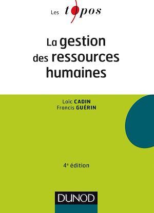 Téléchargez le livre :  La gestion des ressources humaines - 4e éd